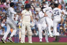 Brilliant Bumrah, canny Jadeja blow away England as India win 4th Test by 157 runs