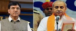 Mansukh Mandaviya, Nitin Patel among frontrunners after Rupani steps down as Gujarat CM