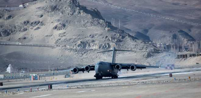 In Leh, new airport terminal likely by December 2022