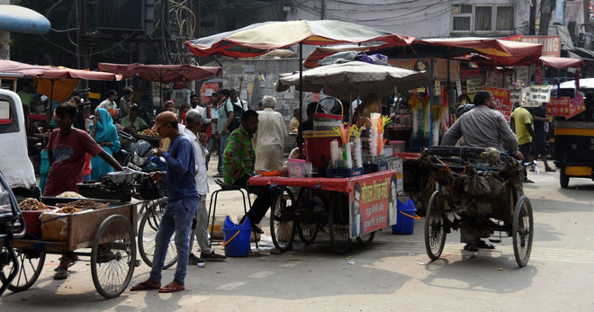 Years on, wait for vending zones continues; Ludhiana Municipal Corporation least bothered