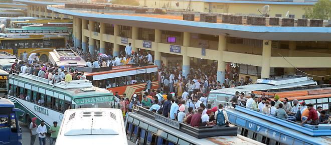 Recruitment of constables: Jalandhar witnesses huge rush of aspirants