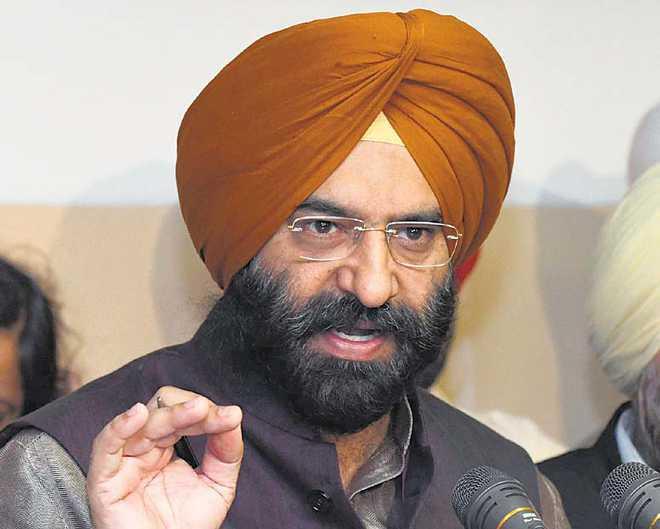 SAD blames AAP for Manjinder Singh Sirsa's nomination rejection
