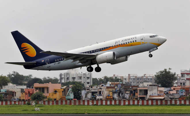 Jet Airways to resume flights early next year