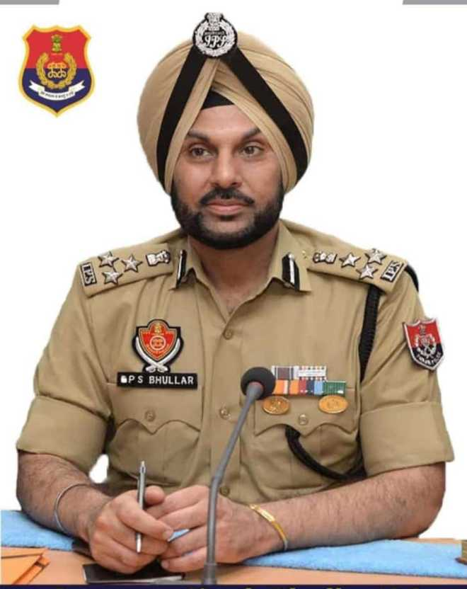 Gurpreet Bhullar is new Ludhiana Commissioner of Police, Naunihal Singh moved to Jalandhar