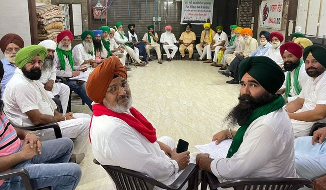 Barring BJP & its allies, Punjab farm unions call all-party meeting in Chandigarh tomorrow