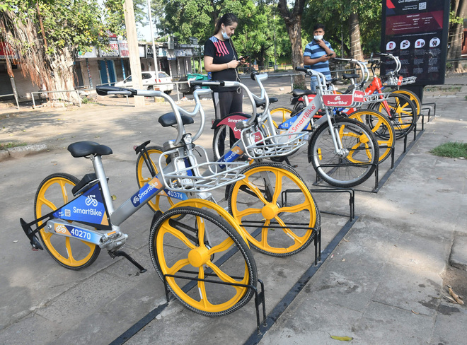 Open House: How to stop troublemakers from vandalising smart bicycles in Chandigarh?
