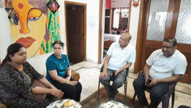 Burglary at AAP leader's house in Amritsar