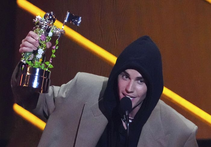 Justin Bieber, Lil Nas, Rodrigo, BTS win big at MTV VMAs 2021