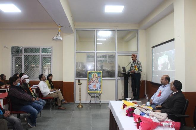 Engineers' Day celebrated at UIT of Himachal Pradesh University