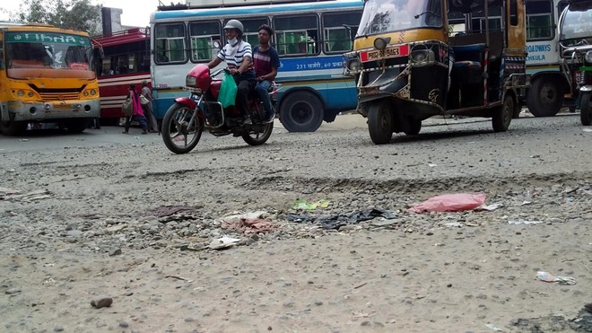 Open House:  What should be done to improve the poor condition of roads ?