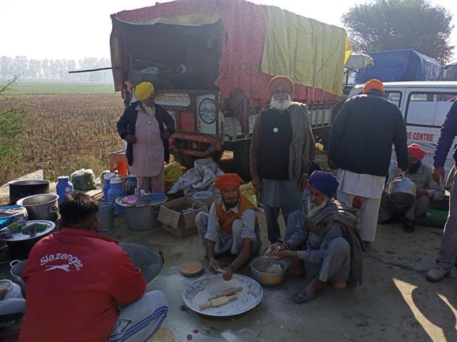 SGPC to arrange langar at Karnal protest site