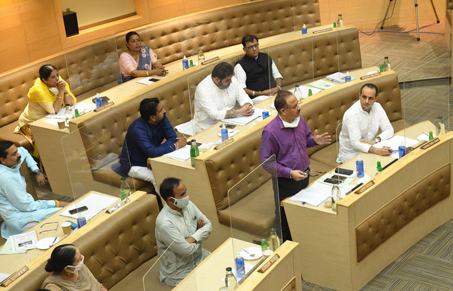 Chandigarh raises grant-in-aid for MC to Rs 700 crore