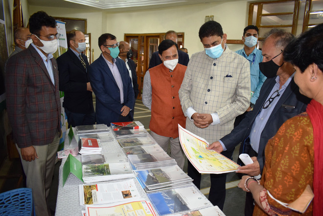 Forest ecosystem project launched in Himachal