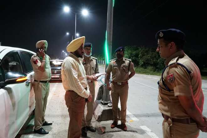 Ludhiana: Police Commissioner Gurpreet Singh Bhullar for making canal road drive safe