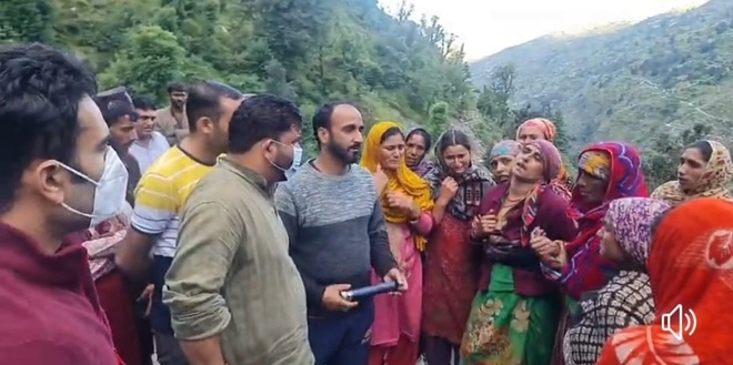 Four of family die in Chamba house fire