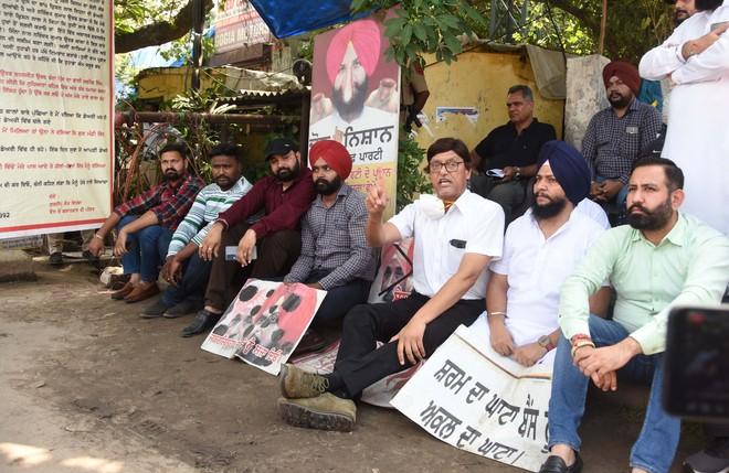 Bains lodging false FIRs against rape victim, kin: SAD leaders