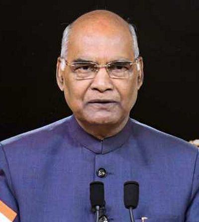 President Ram Nath Kovind's Shimla visit cut short by a day