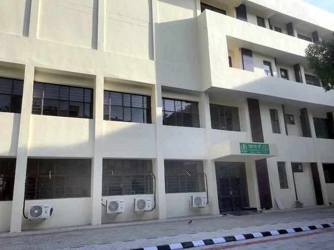 Patiala dental college runs on just 36% staff