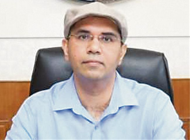 Chandigarh: Law & order on new Home Secretary Nitin Kumar Yadav's mind