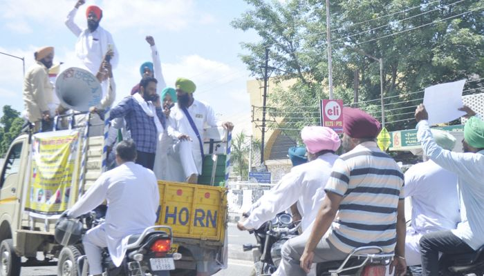 Patiala: Union protests delay in decision on development works in villages