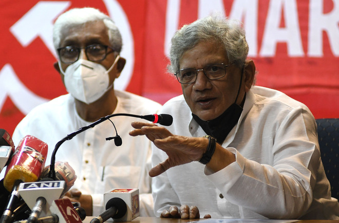 CPM hits out at BJP for 'attacking' cadre in Tripura
