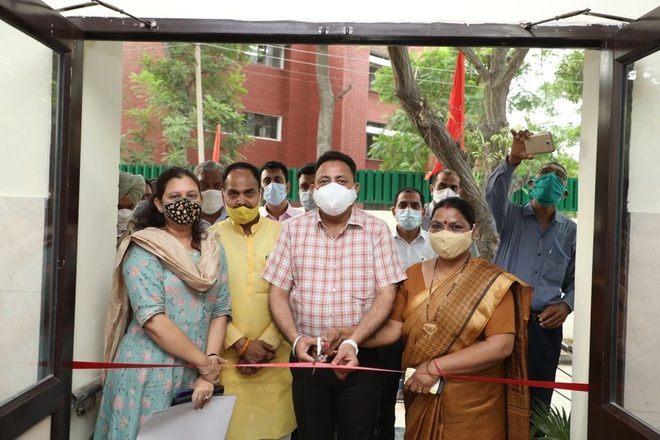 Chandigarh's Sector 52 gets civil dispensary