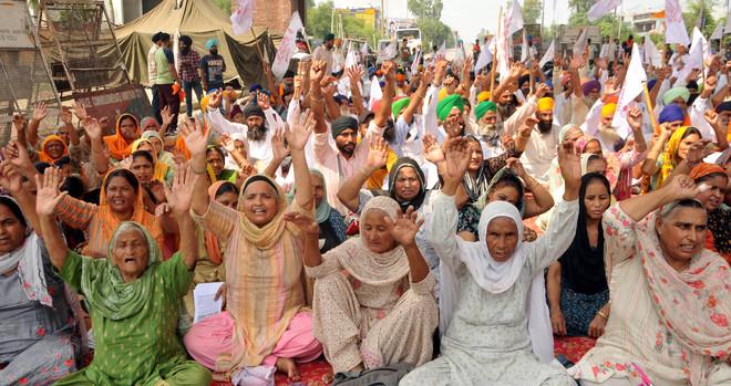 Bharat Band: Industrial activity comes to standstill in Ludhiana, Jalandhar, Amritsar