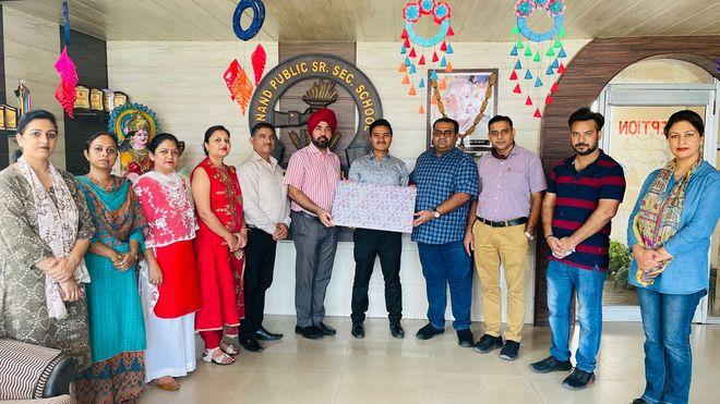 Kapurthala student bags 10th rank in CA exam