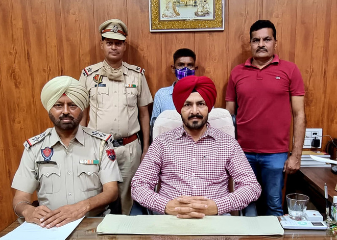 Man held with 450-gm heroin in Ludhiana