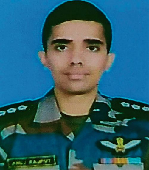 Two days after his 27th birthday, Panchkula Major Anuj Rajput dies in helicopter crash