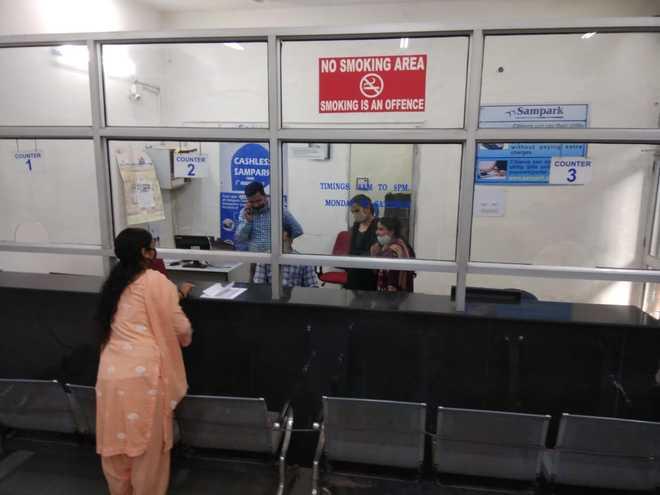 Chandigarh: Soon, register for GMSH-16 OPDs at Sampark centres