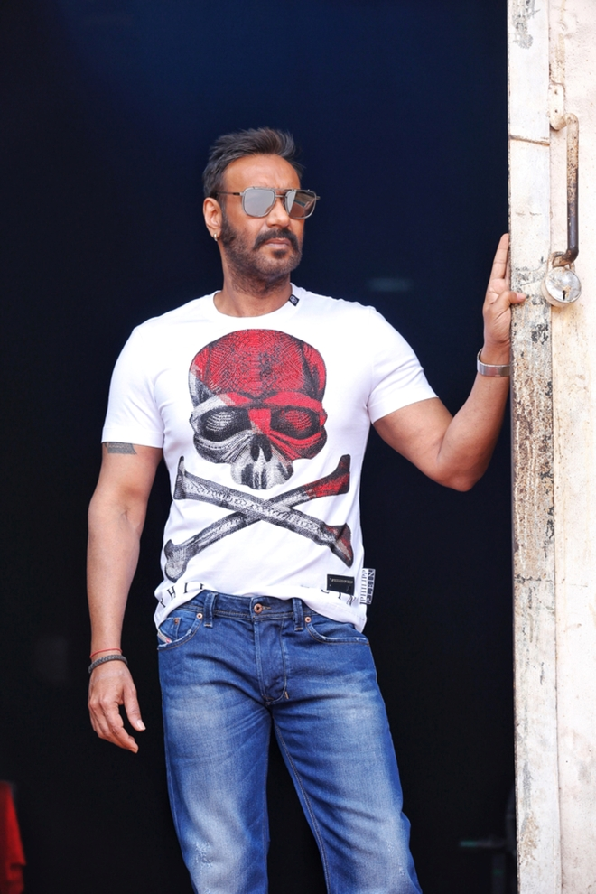 Ajay Devgn to feature in an episode with Bear Grylls
