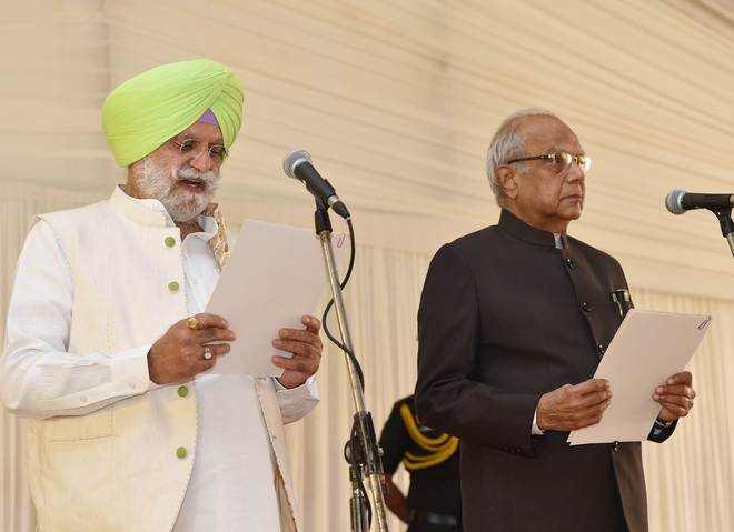 6 Doaba MLAs seek Rana Gurjeet Singh's ouster