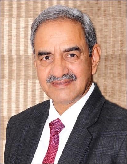 Himachal Pradesh Electricity Regulatory Commission chief Devendra Kumar Sharma honoured