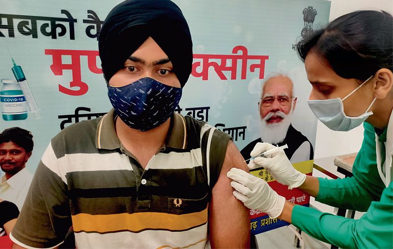 Covid-19: High viral load doesn't relate to disease severity, says PGI, Chandigarh