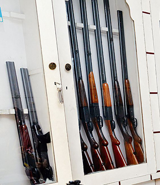 After recent Ludhiana police action, gun houses set their records in order