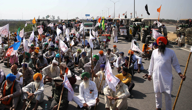 Farmers protest: Alternative routes from Sonepat to Delhi to be strengthened by Haryana