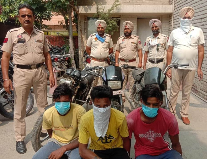 Vehicle lifting becomes the order of the day in Amritsar