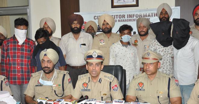 Amritsar Police crack seven burglary cases, 2 miscreants nabbed