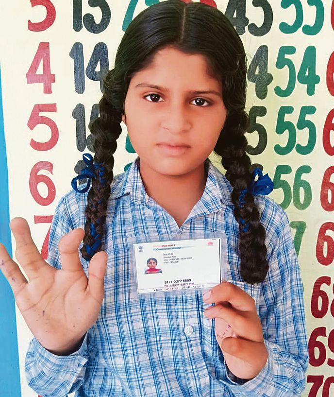 Finally, 11-yr-old gets Aadhaar
