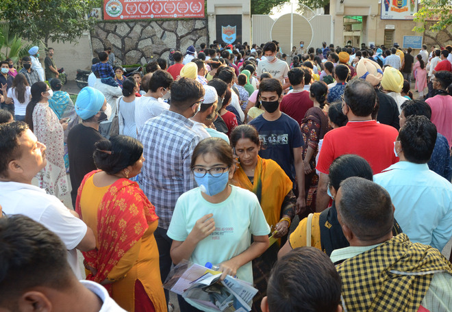 Over 3K appear for NEET at six exam centres in Jalandhar