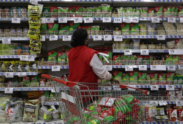 Retail inflation dips to 5.3 per cent in August