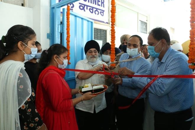 Guru Teg Bahadur Sahib Charitable Hospital, Ludhiana, gets PSA oxygen plant