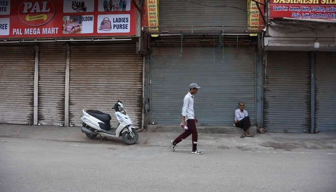 Ludhiana: Shops remain shut till 4 pm, industry incurs huge losses