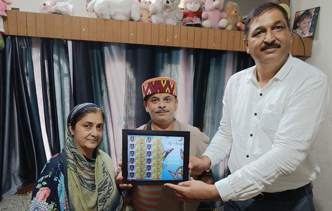 Postal ticket on freedom fighter Devi Das Gulzar released