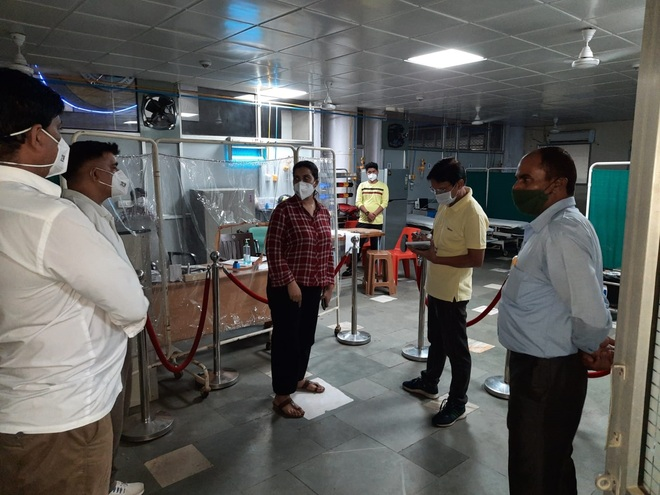 Chandigarh hospital staff may have to undergo face scan at entrance