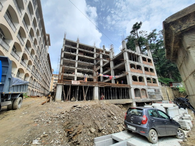 NGT turns down plea to allow lift, other works in Himachal secretariat