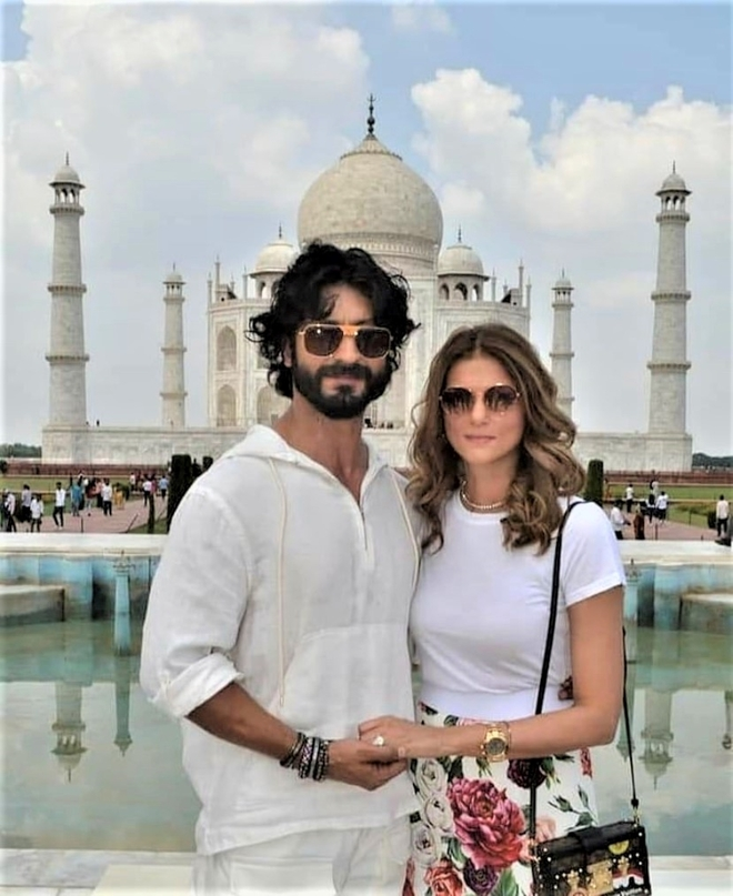 Here's how Vidyut Jammwal proposed to his lady love