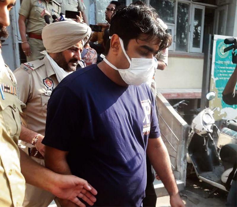 Rs 28-lakh fraud: Jalandhar BJP legal cell chief held in Amritsar