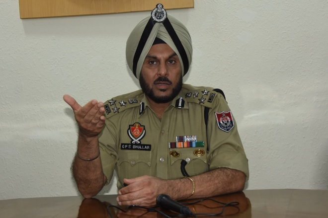Crime prevention, detection CP's priority
